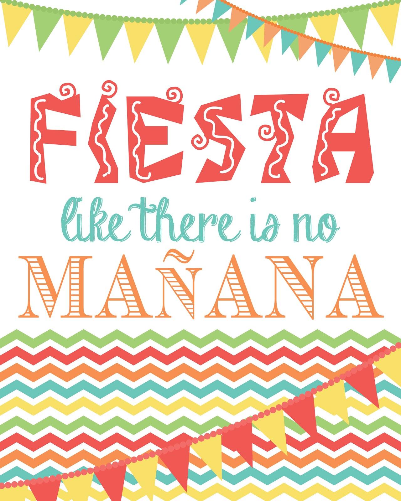 Free Festive Cinco De Mayo Printables Freebie Palm Beach Print Shop