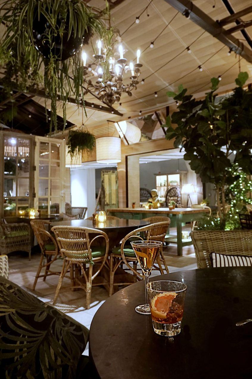 Twilight Tea The Garden