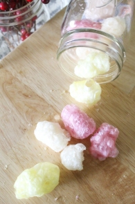 Home freeze dried gummy bears