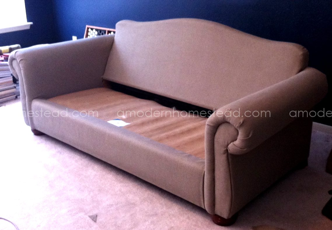 Reupholster thrift store furniture and save big money. I love this idea! I actually have a few pieces already that I could do this to!