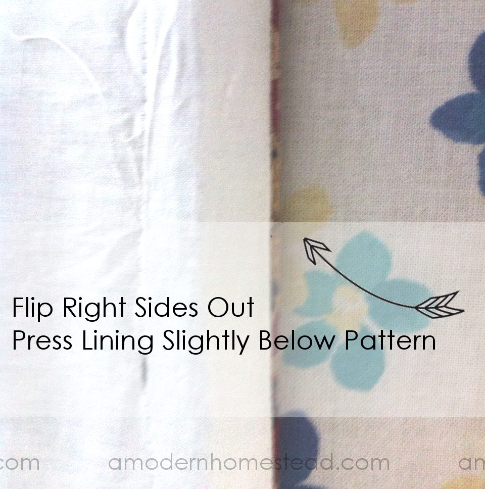 Step by step tutorial on how to make easy lined curtains in under an hour! Simple direction with tons of pictures.