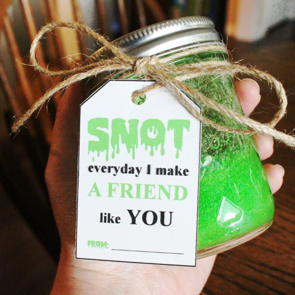 DIY Slime for boys Christmas gift ideas