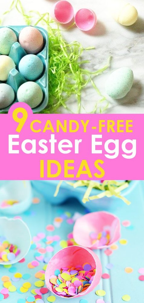9 DIY easter egg ideas