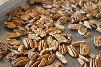 how to crack pecans, how to clean and store pecans