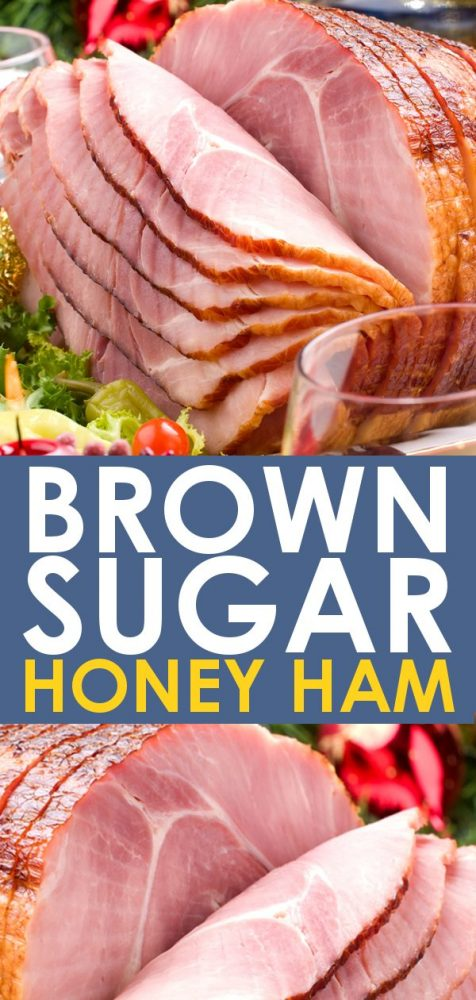 brown sugar honey ham glaze recipe