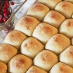 Honey Wheat einkorn Sourdough rolls recipe