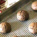Devils food cookies chocolate chip cookies