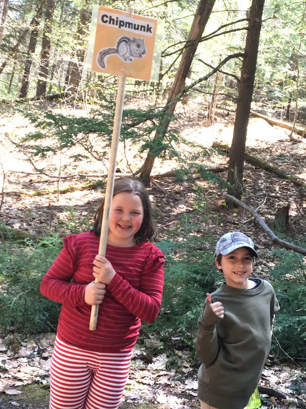 Naturalist-guided off grid hiking with the kids - off the grid vacation ideas