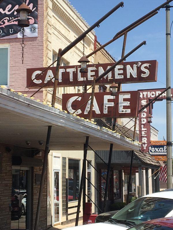 Cattleman's Café, OKC - off the grid travel ideas