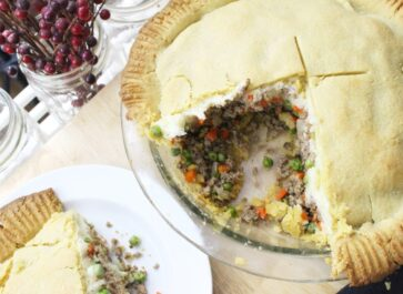 Classic Easy Shepherd's Pie Recipe