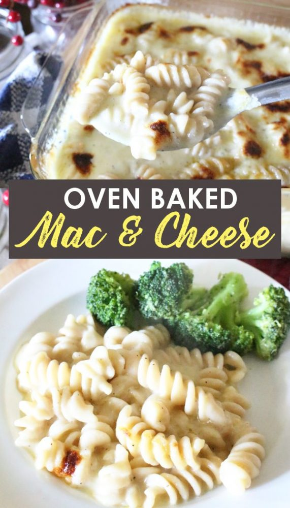 homemade mac and cheese recipe promo image