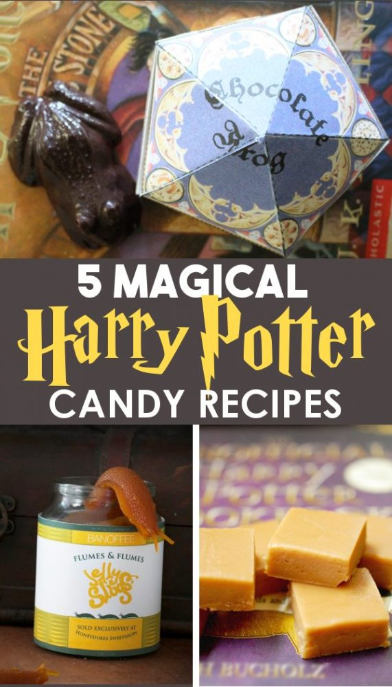 Harry Potter Candy roundup image