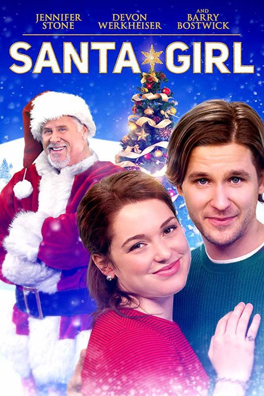 Santa Girl movie poster