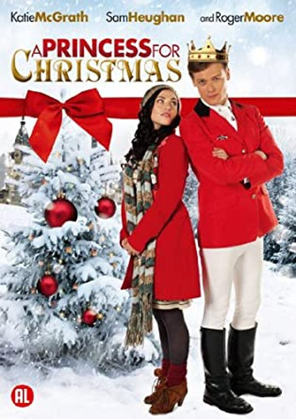A Princess for Christmas movie poster