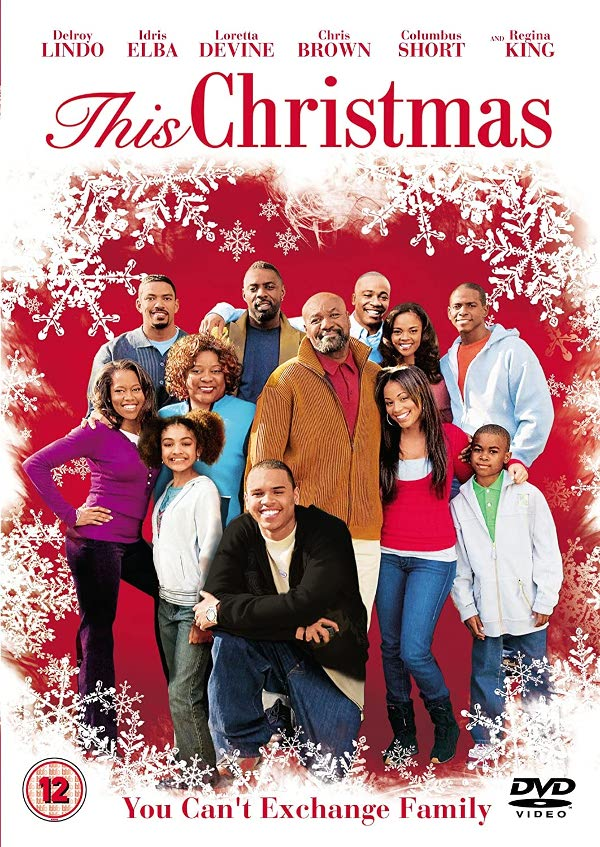 This Christmas movie poster