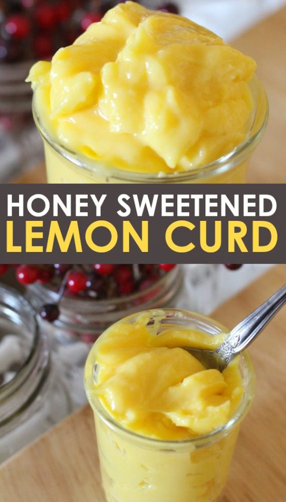 how to make lemon curd pin