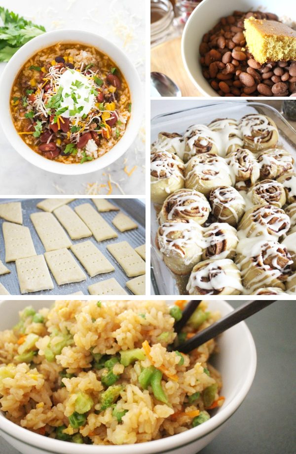 collage of recipe images