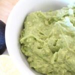 easy homemade guacamole recipe