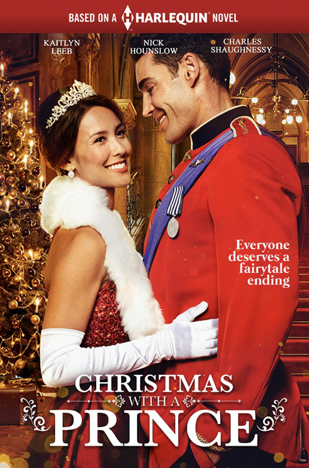 Christmas with a prince movie poster