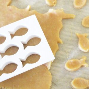 goldfish cracker cutter