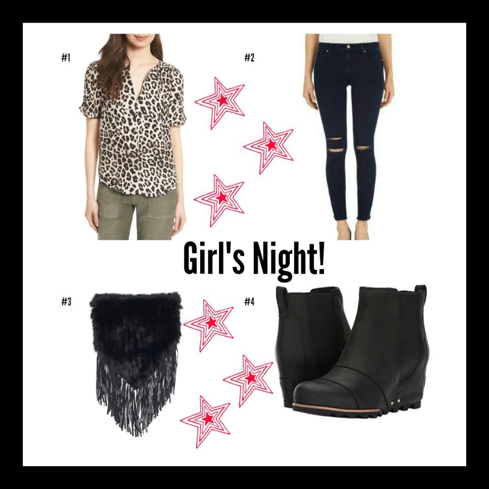 Holiday Dressing Girls Night