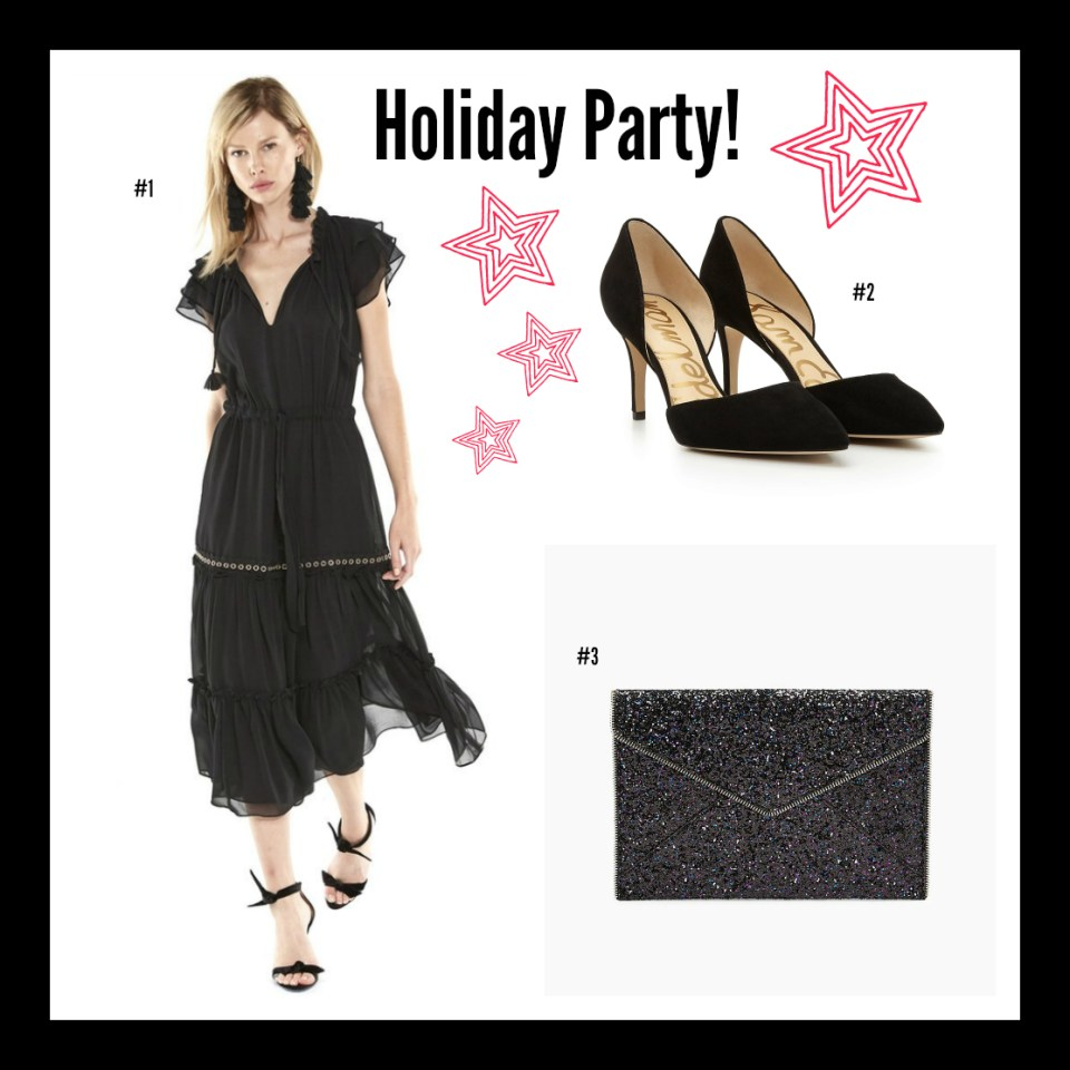 Holiday Dressing- holiday party