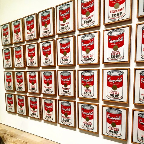 Warhol @ The Whitney