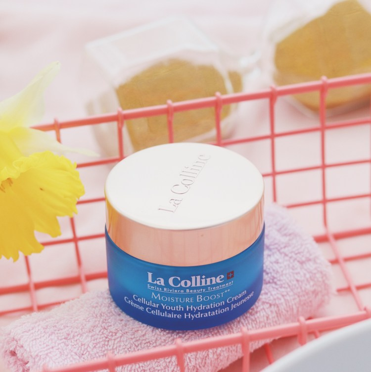 La Colline Moisture Boost Cellular Youth Hydration Cream