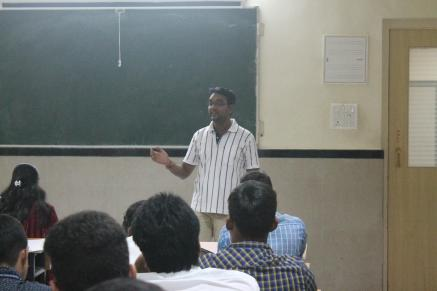 Giving AI lecture