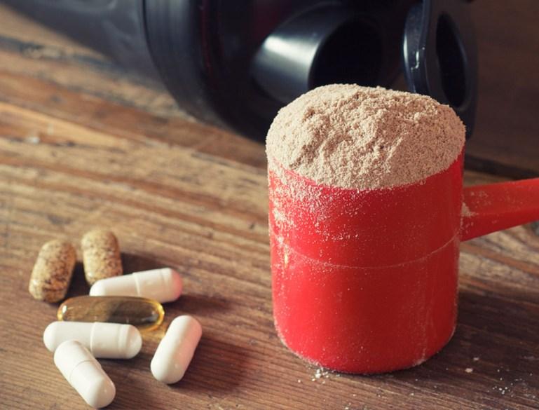 supplements, pills, vitamins, protein powder, training supplements, health supplements
