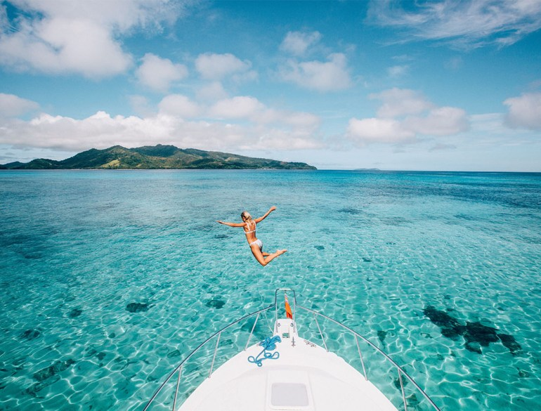 travel bloggers, Instagram, Fiji