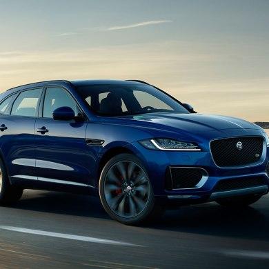 jaguar, jaguar f-pace