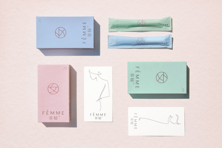 Femme tampons, chinese tampon brand, organic tampons
