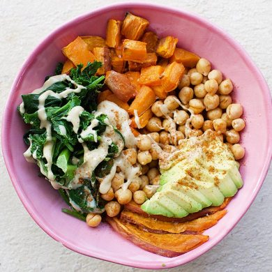 Upgrade Your Lunch Al Desko With These 3 Vegan Buddha Bowls