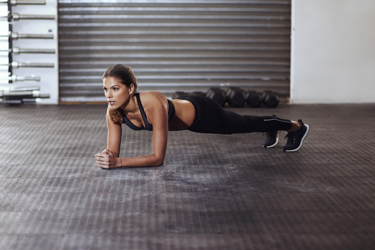 sam wood fitness tips