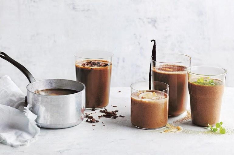 donna hay hot chocolate