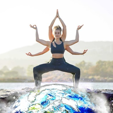yoga type based on your starsign