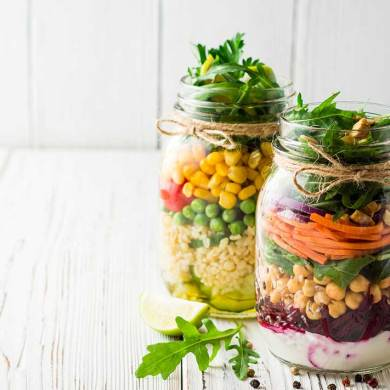 sustainable lunch ideas