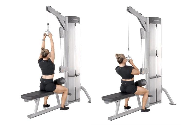 weight lifting stephanie sanzo sweat