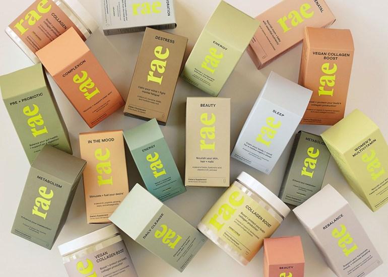 rae wellness capsules