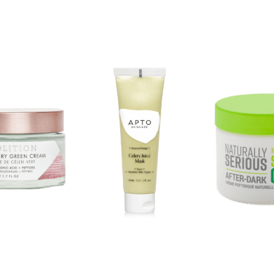 best celery juice skincare products