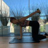 bandier workout easy and fast, women working out