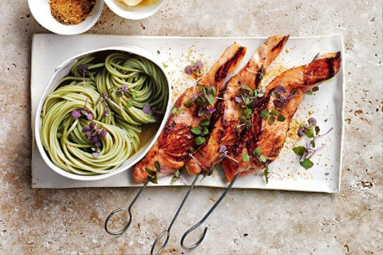 Seared Salmon recipe by Donna Hay