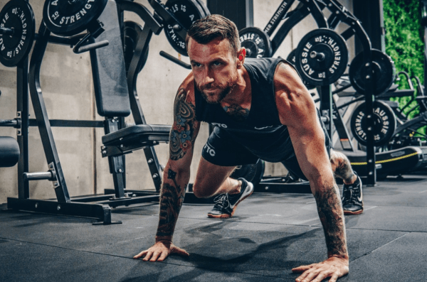 best exercise to get rid of body fat burpee