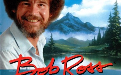 Bob Ross – The Joy of Painting