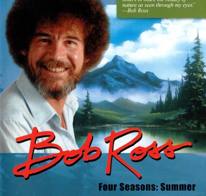 Bob Ross – The Joy of Painting