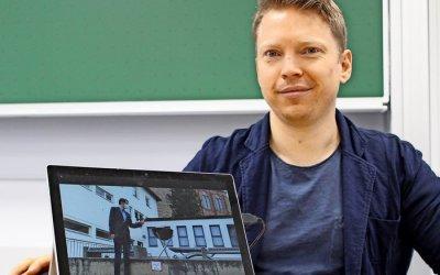 Online Unterricht an der Stiftsschule im aktuellen Lockdown