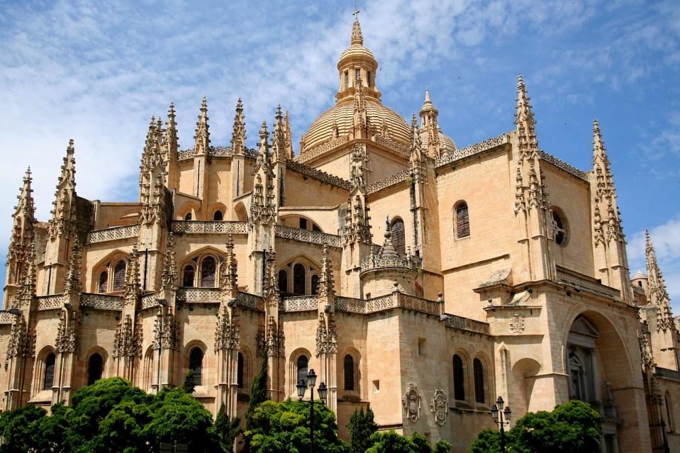 catedral segovia visitar