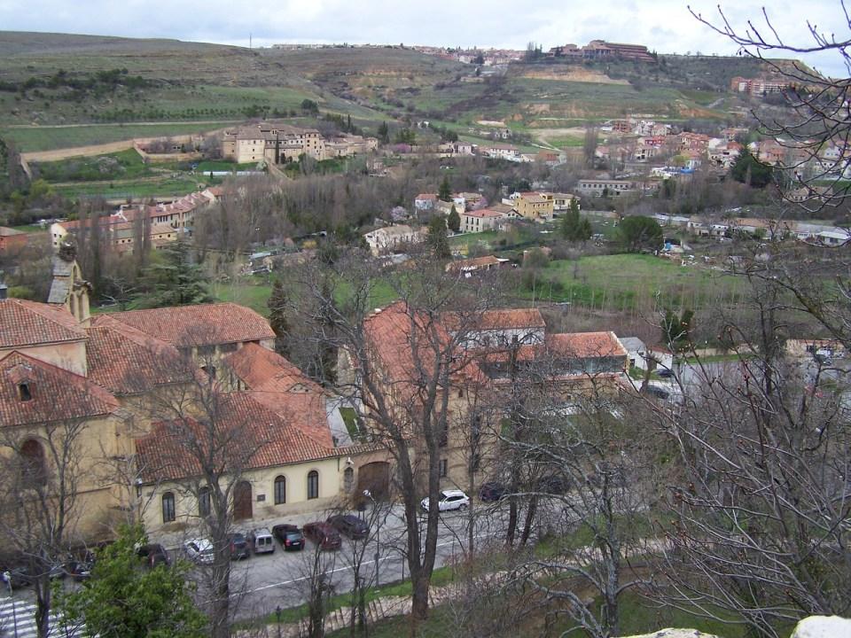 Monasterio Santa María del Parral