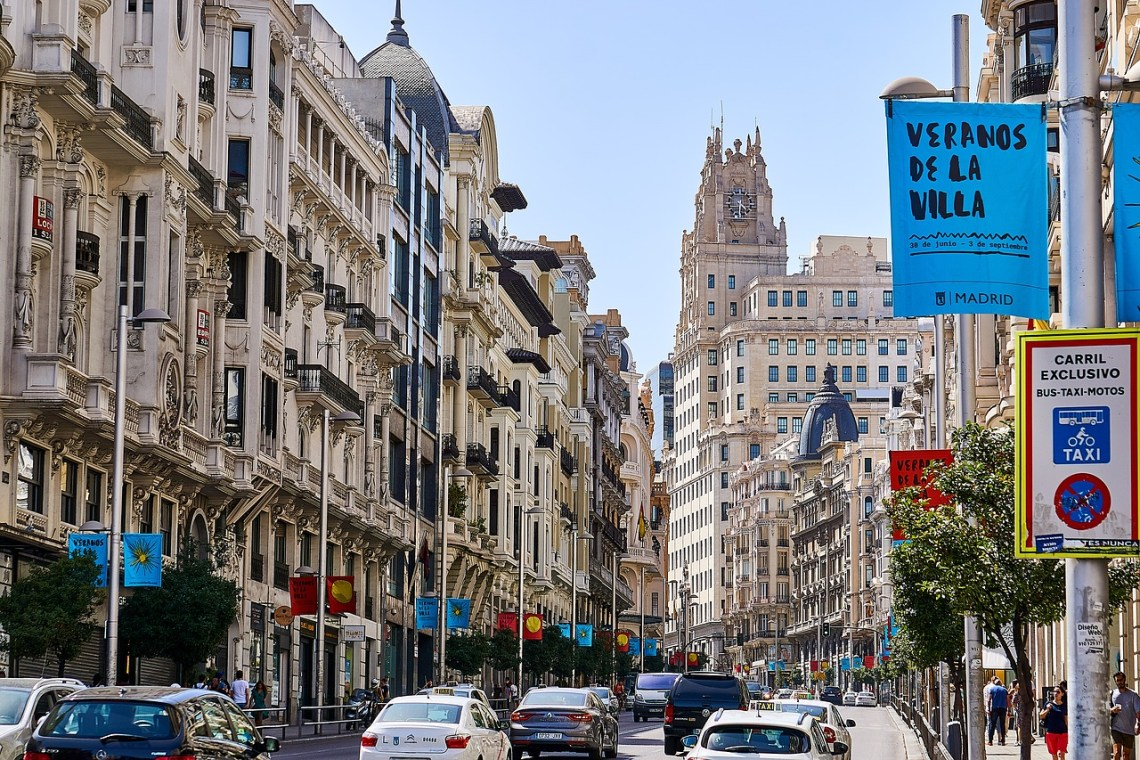 barrios madrid para vivir